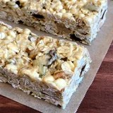 Chewy Vegan Protein Granola Bar Recipe