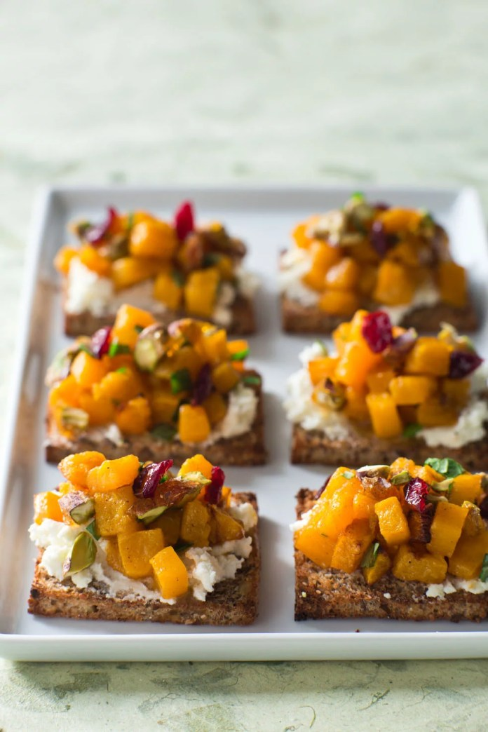 Giada De Laurentiis' Butternut Squash Appetizer Will Tide Everyone Over Until the Main Event