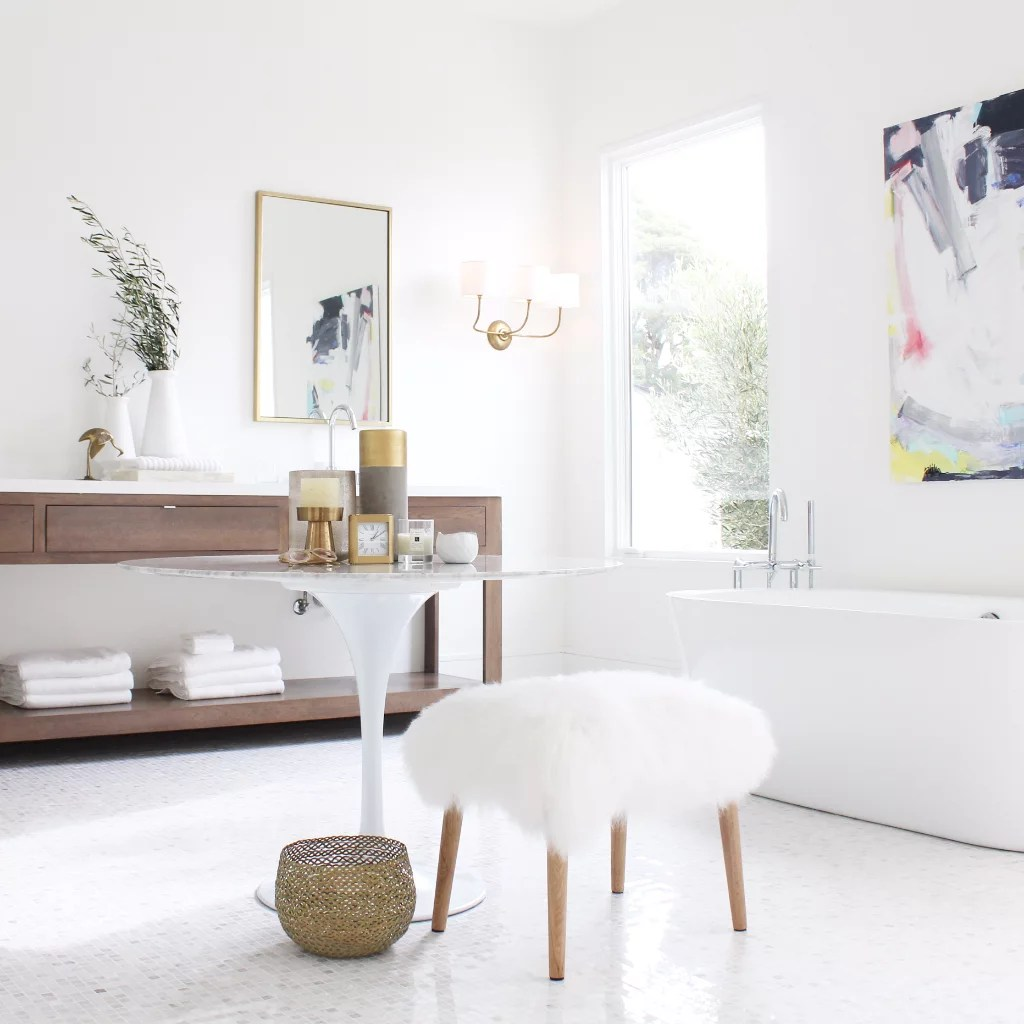How To Organize A Bathroom How To Organize The Bathroom Popsugar Smart Living