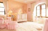Pink Nurseries and Baby's Rooms | POPSUGAR Moms