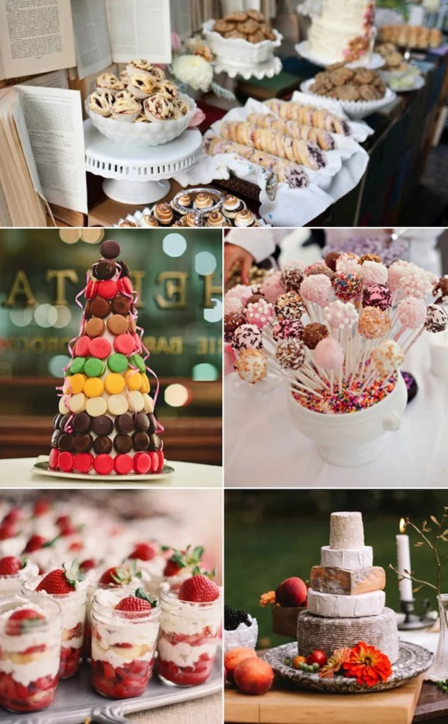 Wedding Cake Alternatives  POPSUGAR Food