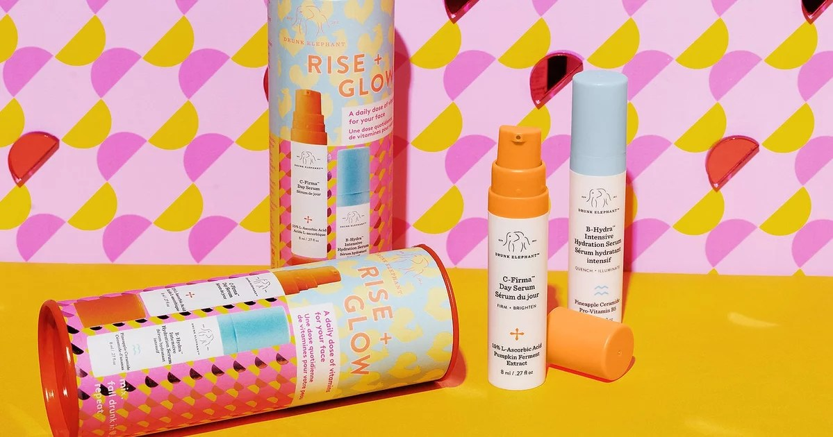 If you're giving beauty products this holiday season (and you definitely should be), they're ideal stocking There's nothing better than getting a