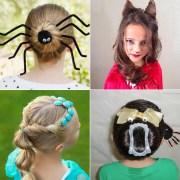 halloween hair ideas kids