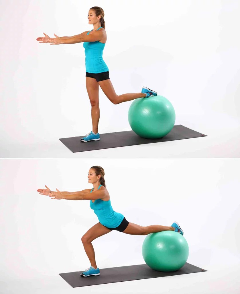 The Best Exercises to Do With a Stability Ball  POPSUGAR