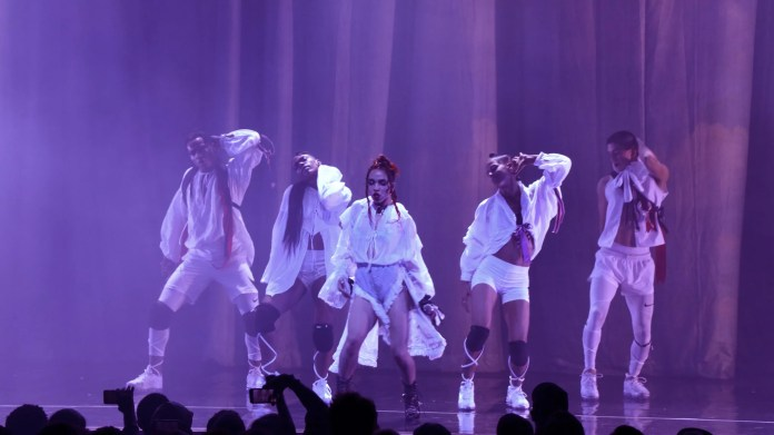 """I Saw FKA Twigs's Magdalene Tour, and It Truly Is a """"Holy Terrain"""""""