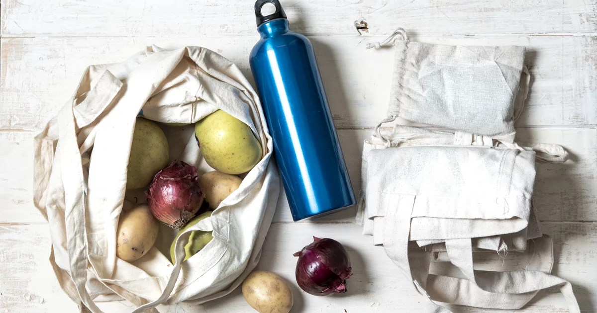 Reusable Bags Are a Simple Way to Make Your Life a Bit Greener