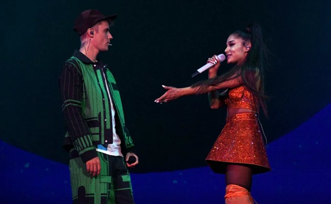 Justin Bieber Ariana Grande Coachella 2019 Performance