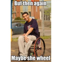 Wheelchair Jimmy Meme Dining Room Chairs For Cheap Drake S Degrassi Character Best Memes Popsugar Celebrity Photo 16