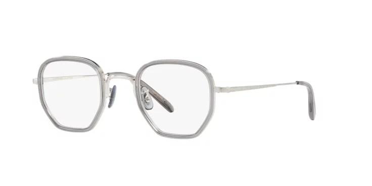 Our Pick: Oliver Peoples Eyeglasses Workman Grey-Brushed