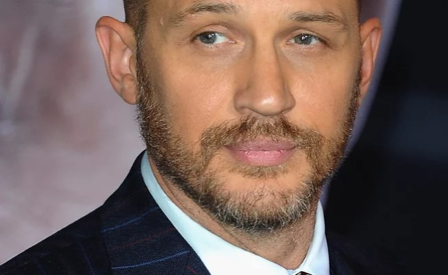 Pictured Tom Hardy Venom Premiere Pictures October 2018