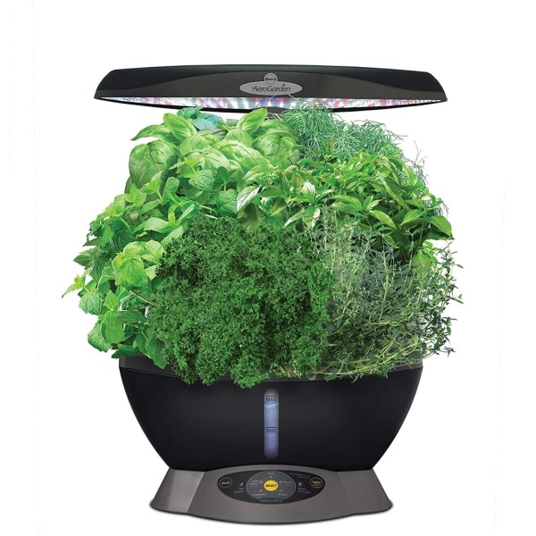Aerogarden Classic 6 With Gourmet Herb Seed Pod Kit Top 2018 Popsugar Smart