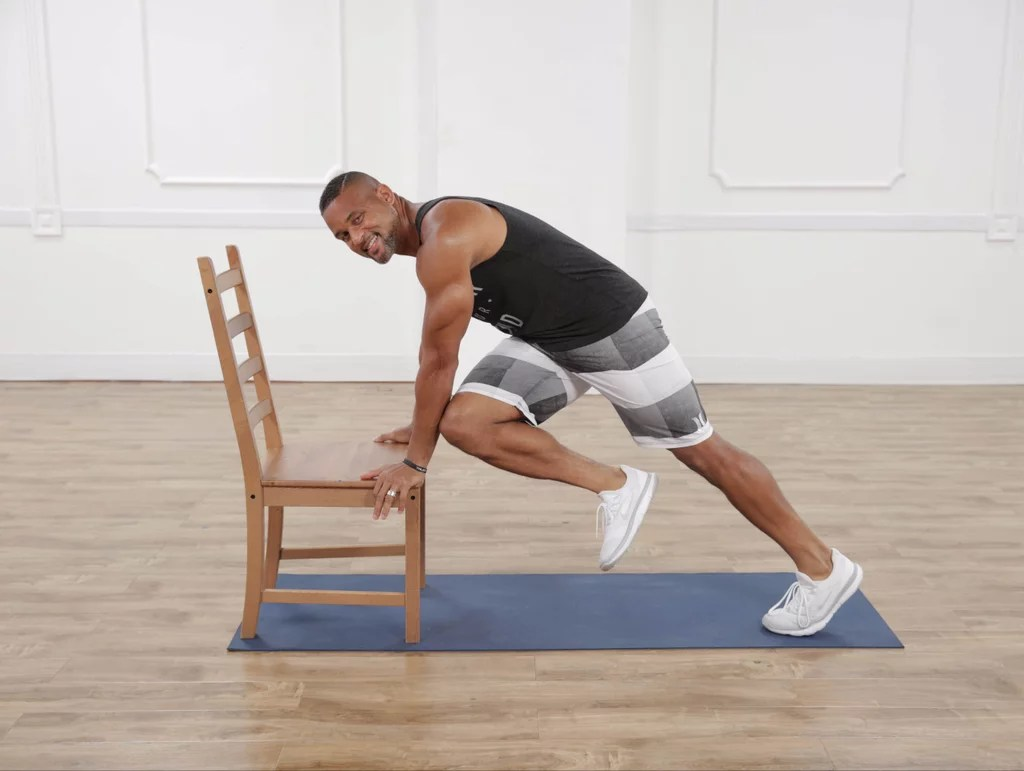chair exercises for abs fishing with pole holder seated ab from shaun t popsugar fitness uk