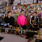 Let the Happiness Begin With This Stripped-Down Jonas Brothers Tiny Desk Concert