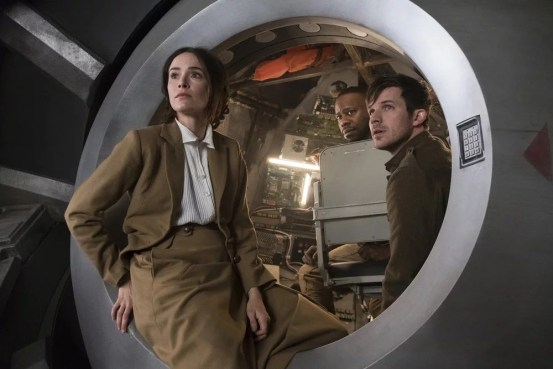 Image result for All Aboard the Lifeboat! Timeless Is Officially Returning For a 2-Part Series Finale