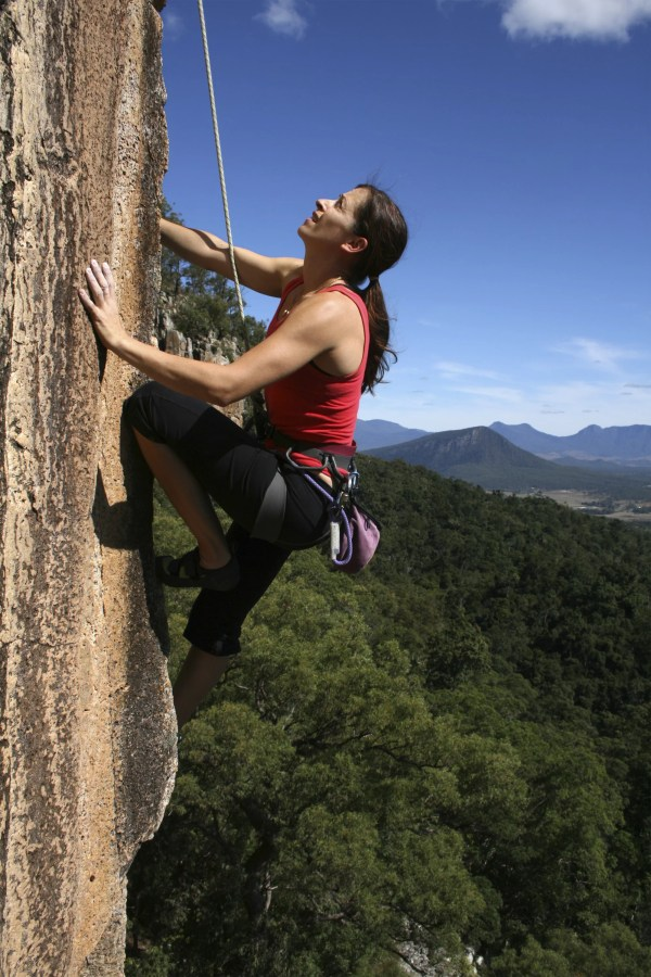 Outdoor Rock Climbing Popsugar Fitness