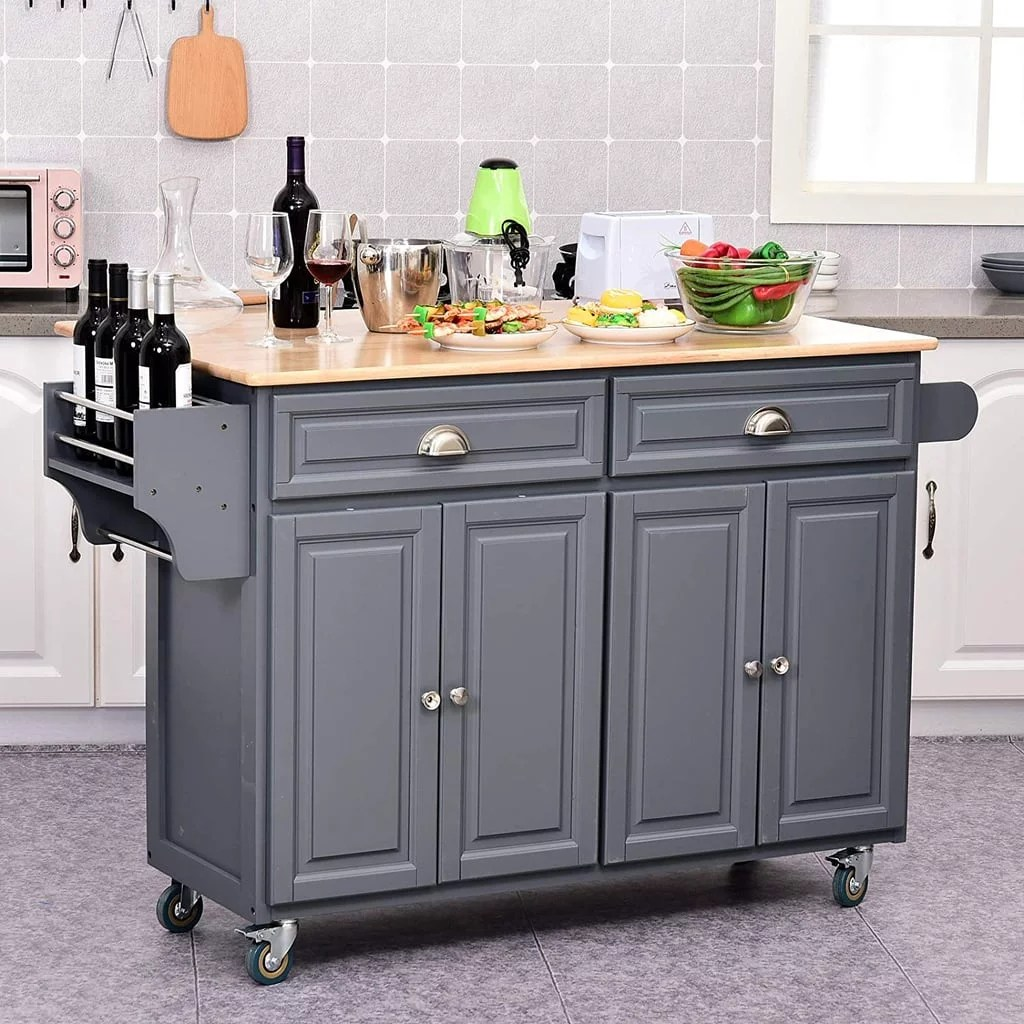 The Best Kitchen Islands On Amazon Popsugar Home Australia