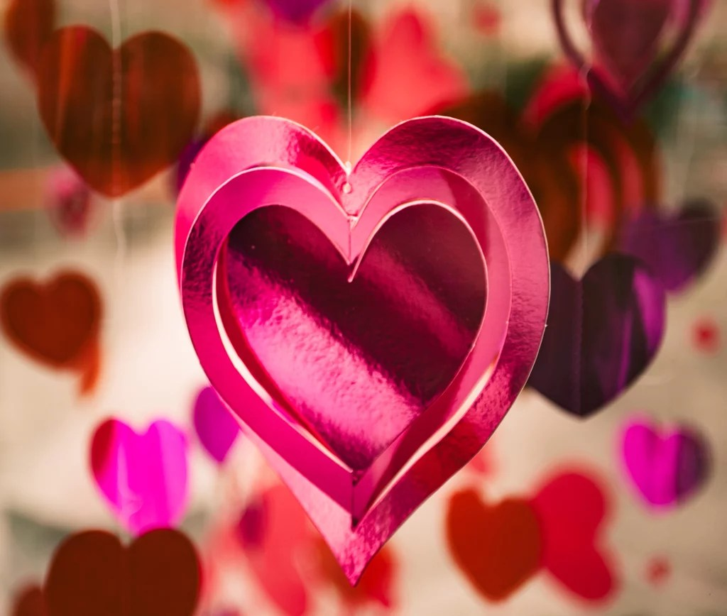 February: Make Valentine's Day Cards To Distribute At Nursing Homes