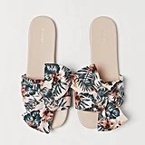 H&M Bow Slides