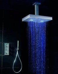 Shower With Colored Lights Shatters My Bathtub Dreams ...