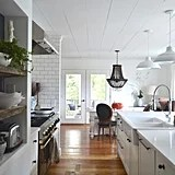 Cover a Popcorn Ceiling With Wood Planks