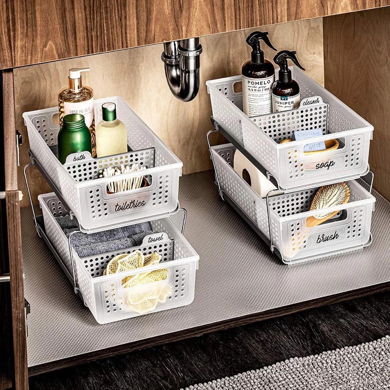 best under sink storage products