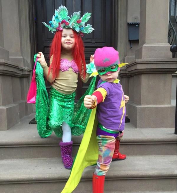 Neil Patrick Harris' Kids' Halloween Costumes 2015