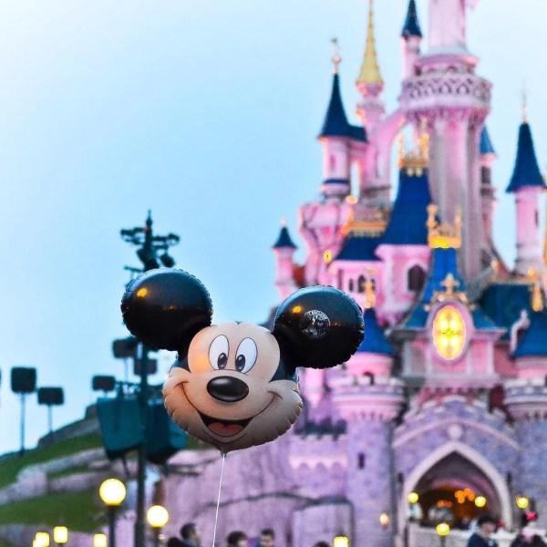 Disneyland Paris Popsugar Australia Smart Living