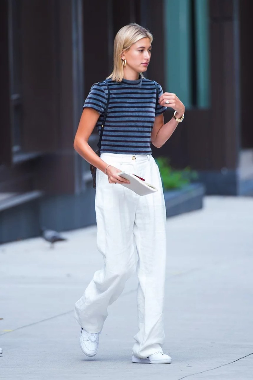Image result for white pants