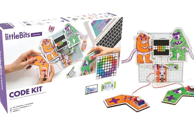 Littlebits Education Code Kit 40 Of The Best Toys And