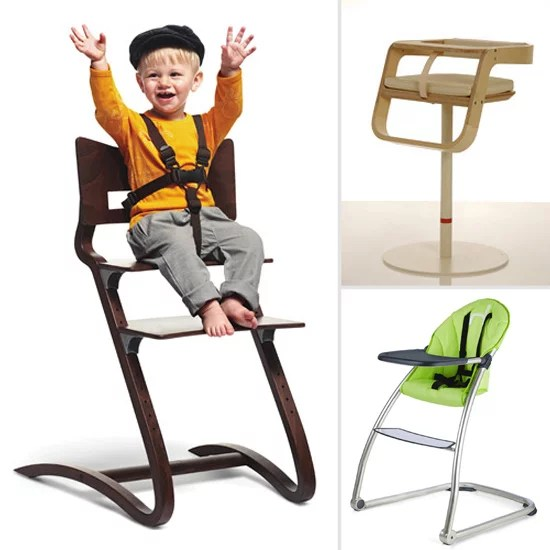 Modern High Chairs For Toddlers