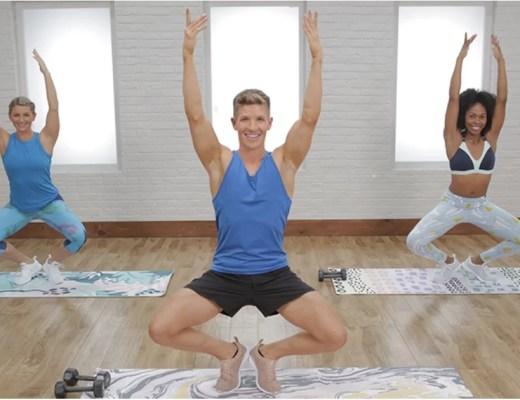 30 Minute Jake Dupree Leg Workout Popsugar Fitness Uk