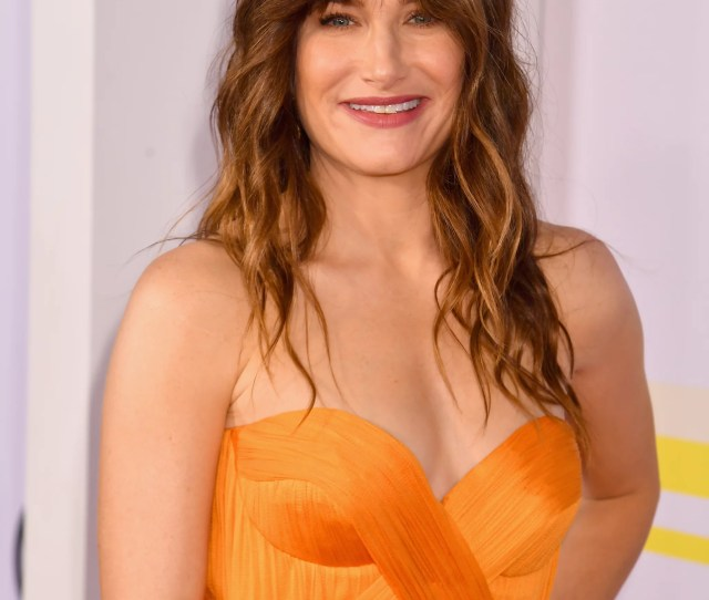 Kathryn Hahn The Cast Of Amazons The Romanoffs Features Some Of