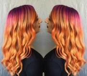 sunset hair color trend popsugar
