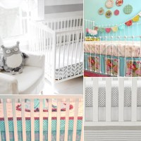 Bumperless Crib Sets For Baby | POPSUGAR Moms