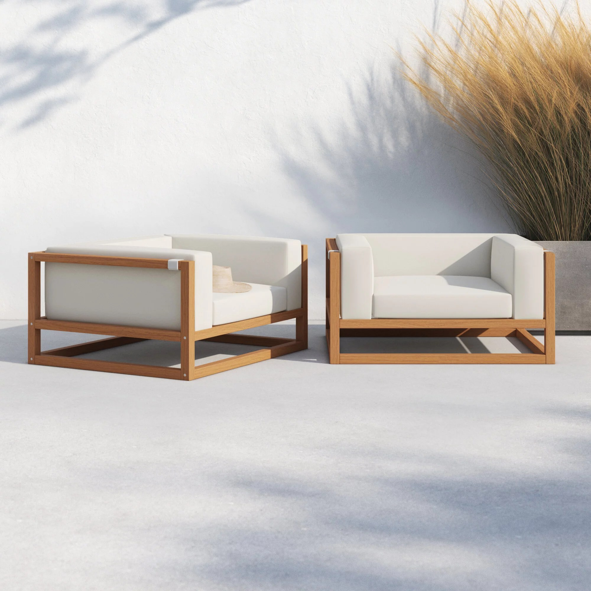 outdoor dining furniture from allmodern