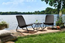 keter rio weather patio set