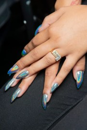 nyfw spring 2019 nail trends