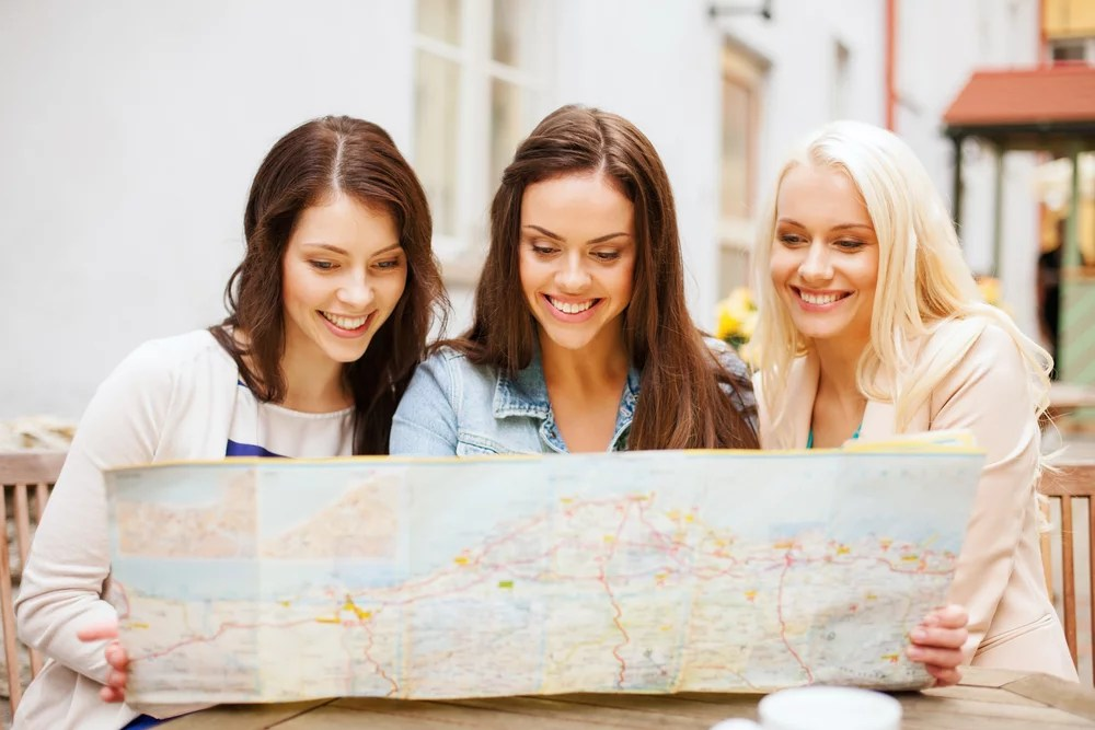 How To Plan A Trip With Friends Popsugar Smart Living