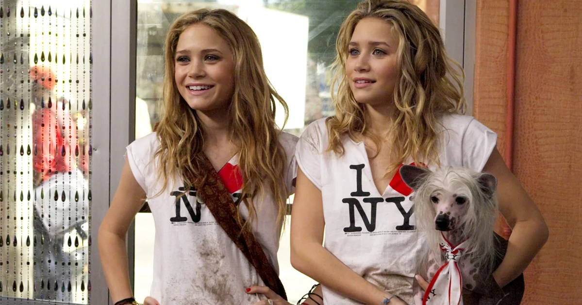 The Olsen Sisters' New York Minute Fashion Is a Complete 180 From Their Personal Style You Know Now