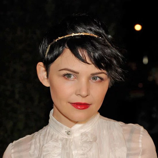 How To Style Short Hair Like Ginnifer Goodwin POPSUGAR