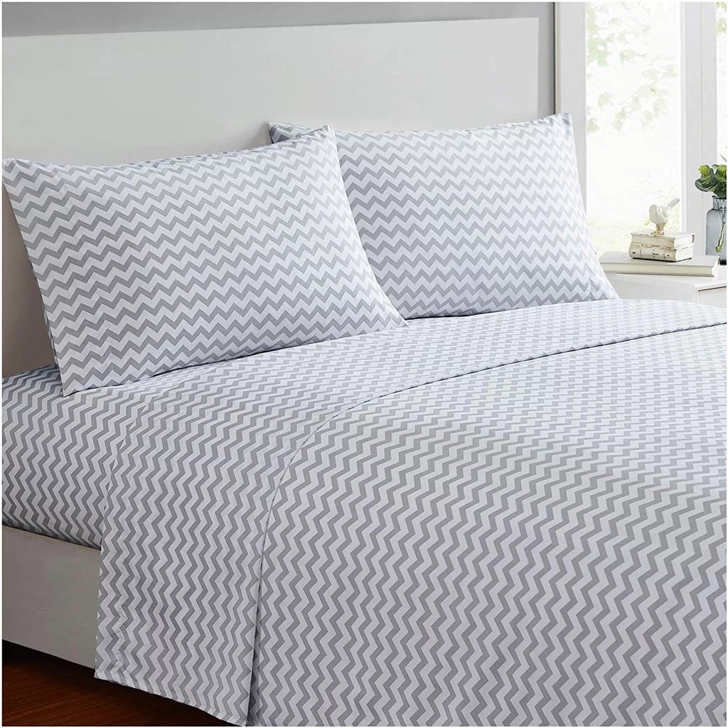 Mellanni Bed Sheet Set Best Sheets On Amazon Popsugar Home Australia Photo 5