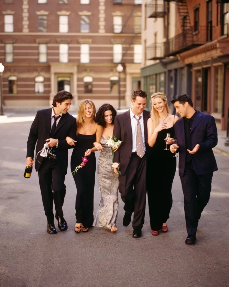 why the friends tv