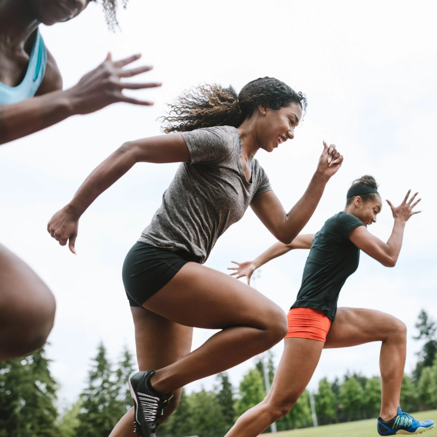هل يساعد الجري السريع على بناء العضلات Popsugar Fitness