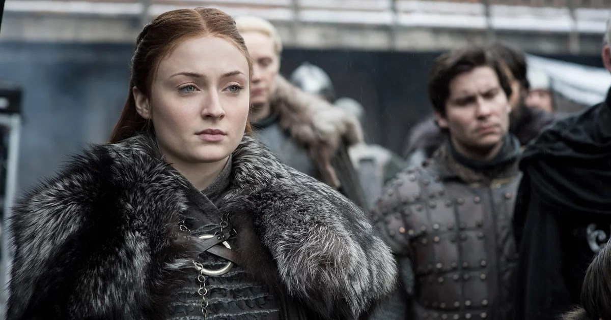 It's Pretty Incredible That Sophie Turner Still Hasn't Seen the Game of Thrones Series Finale