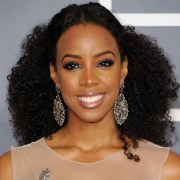 kelly rowland's hair and makeup