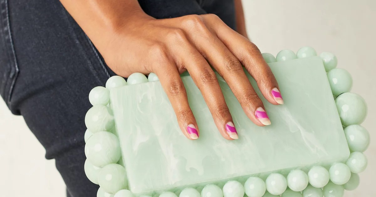 This Summer's Biggest Nail Art Trends Are So Beginner-Friendly, I'm Trying One This Weekend
