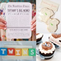 Twin Baby Shower Ideas | POPSUGAR Family
