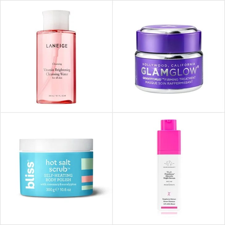 Top Skin Care Products Uk