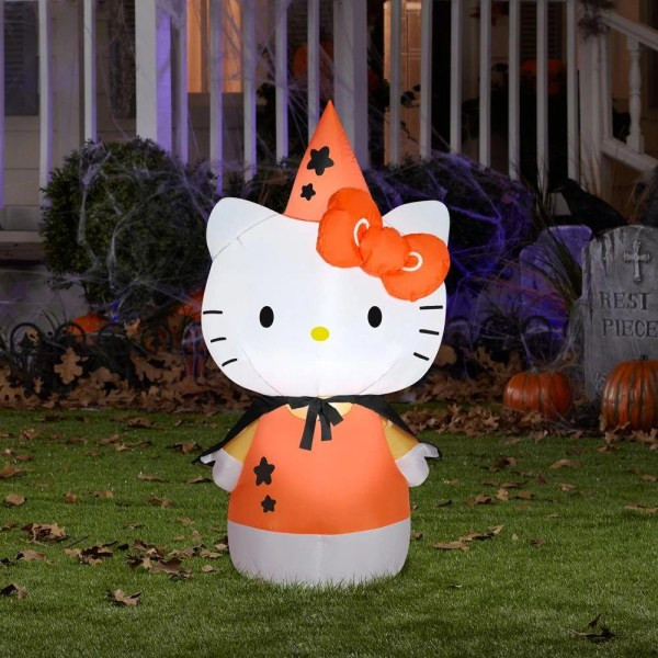 Decorate With Halloween Kitty Geeky