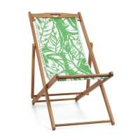Teak Beach Chair ($60)